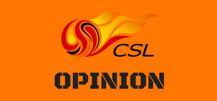 Chinese Super League Opinion